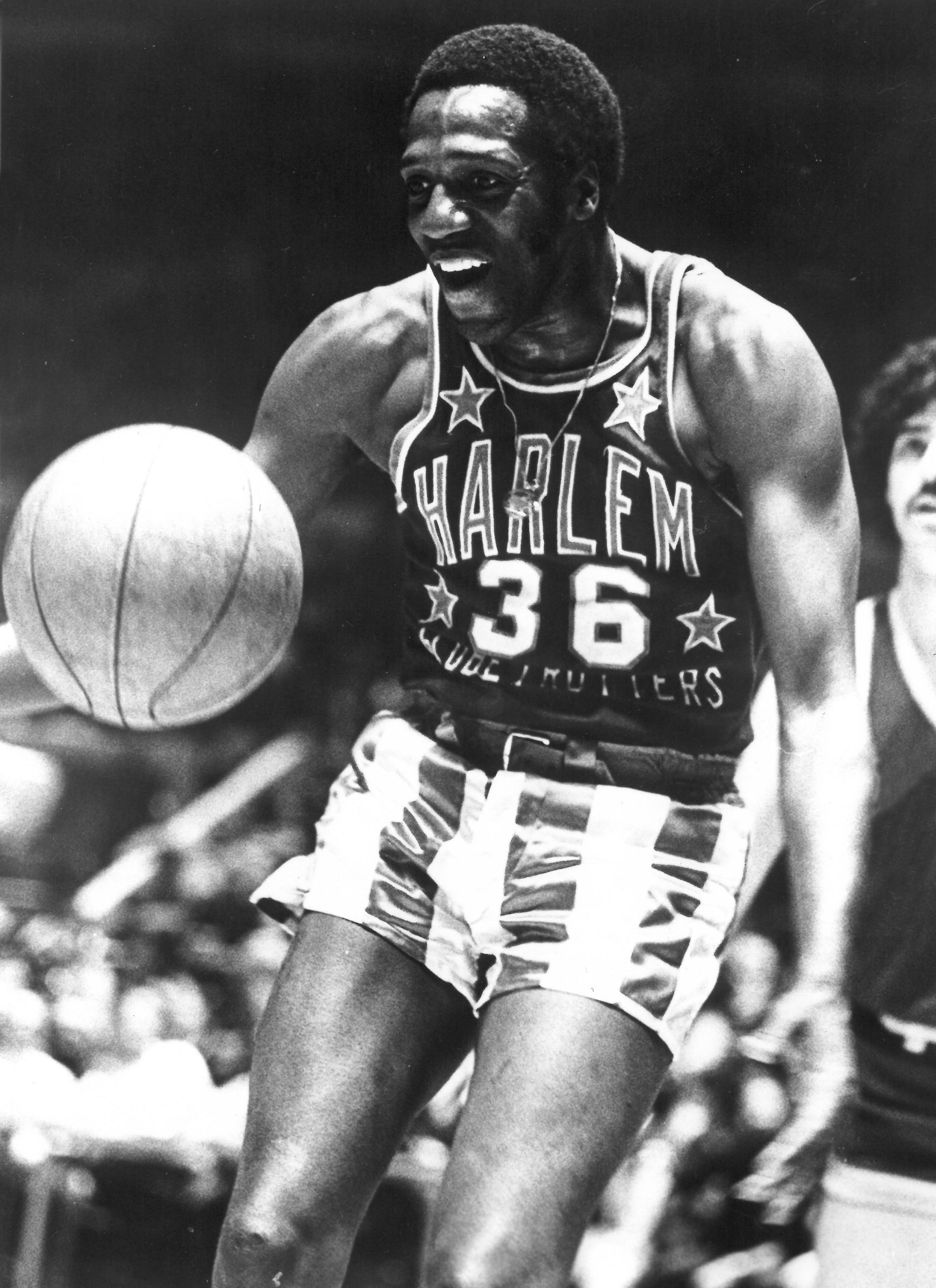 Harlem Globetrotters Icon - And Hall Of Famer - Meadowlark