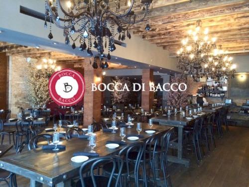 Bocca Di Bacco Opens New Nyc Location