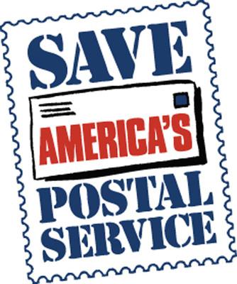 Save America's Postal Service.  (PRNewsFoto/Save America's Postal Service)