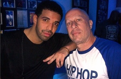 "OVO Boss Drake with Sean Kingston Manager, Steve Lobel ""HipHop Don't"""