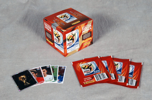 Panini America Introduces Official 2010 FIFA World Cup Stickers and Sticker Albums in Advance of