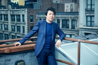 The Magic of NYC Inspires Lang Lang on His New Album New York Rhapsody Available September 16 (Photo Credit: Robert Ascroft)