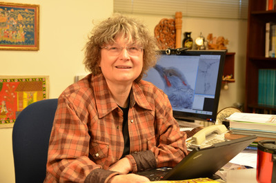 Duke University Professor Ingrid Daubechies was one of the two winners of the fifth annual BBVA Foundation Frontiers of Knowledge Award in the basic sciences category. The Belgian mathematician was recognized for her work on wavelets and her leadership in data compression.