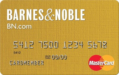 Barnes & Noble MasterCard, issued by Barclaycard