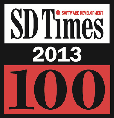 VersionOne recognized for 5th year on SD Times 100 List of leaders and innovators in the ALM and Development Tools category.  (PRNewsFoto/VersionOne)