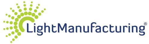 LightManufacturing LLC Logo.  (PRNewsFoto/LightManufacturing LLC)
