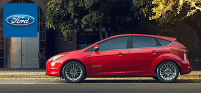 The 2015 Ford Focus is full of fun features and handles extremely well. (PRNewsFoto/Loganville Ford)
