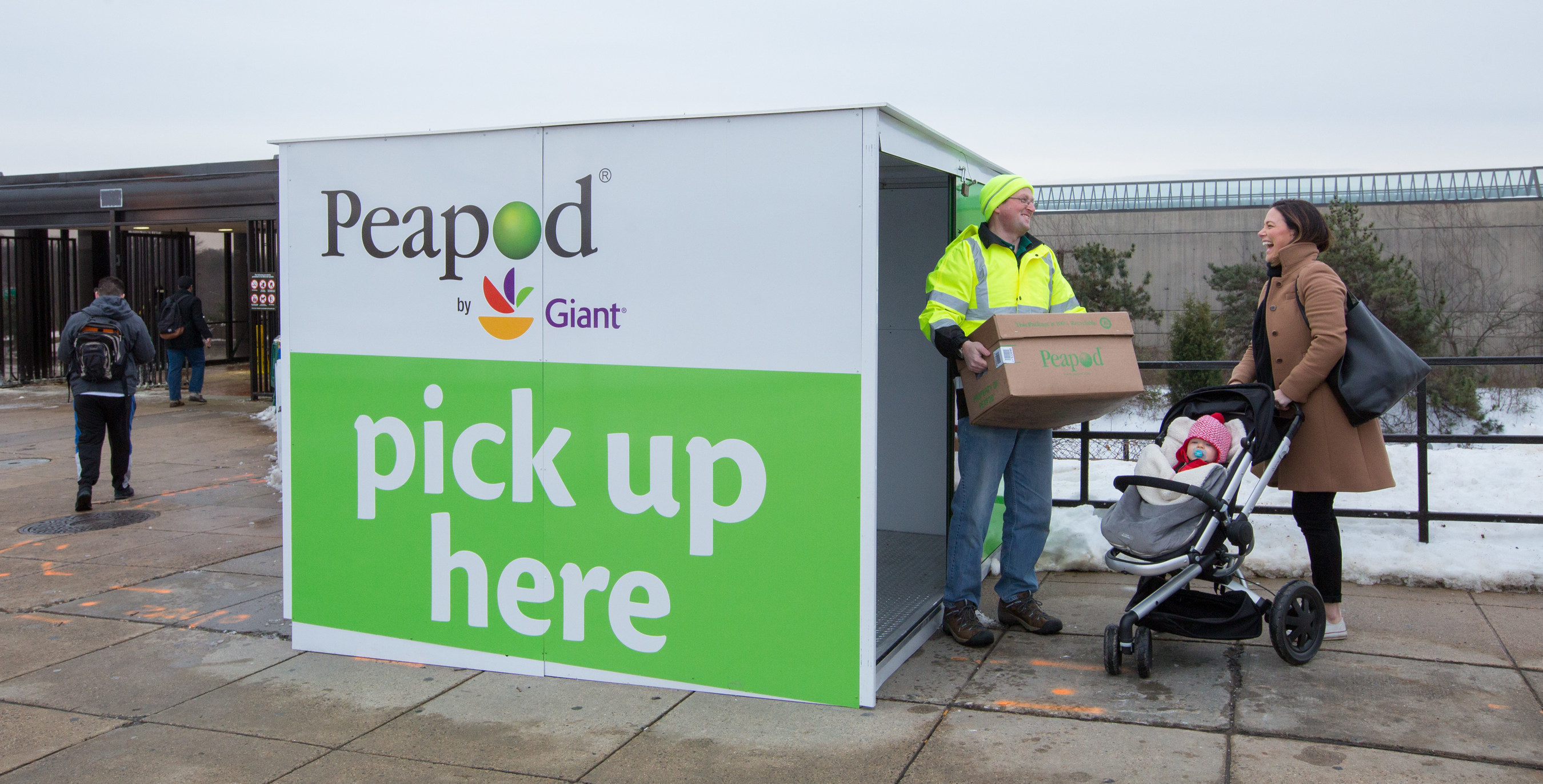 DRIVERS: GIANT FOOD PEAPOD