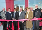 From Left to Right: Monte McCormick, Board Treasurer, Boys & Girls Clubs of San Antonio; Fred DePerez, Regional Vice President, Nissan North America; Umer Khawaja, Owner, General Manager, Nissan of Boerne; Judge Darrel Lux; Donald W. Allee County Attorney, Kendall County, Texas; Jeff Thompson, Deputy City Manager & Economic Development Director