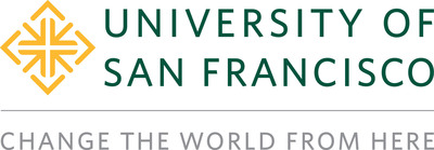 University of San Francisco Logo.  (PRNewsFoto/University of San Francisco)