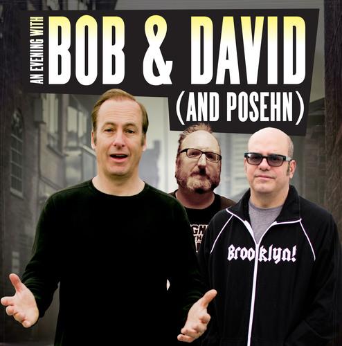 """Mr. Show"" Creators David Cross & Bob Odenkirk Reunite for Comedy Tour.  (PRNewsFoto/Live Nation)"