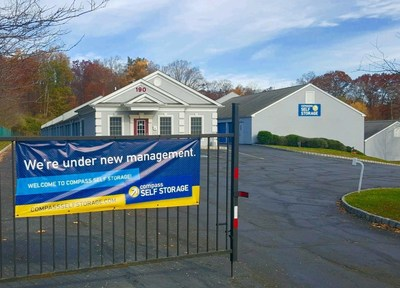 Compass Self Storage in Asbury, NJ marks the 60th self storage center for the company.
