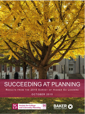 A survey by the Society for College and University Planning reveals the seven factors for successful planning in higher education.