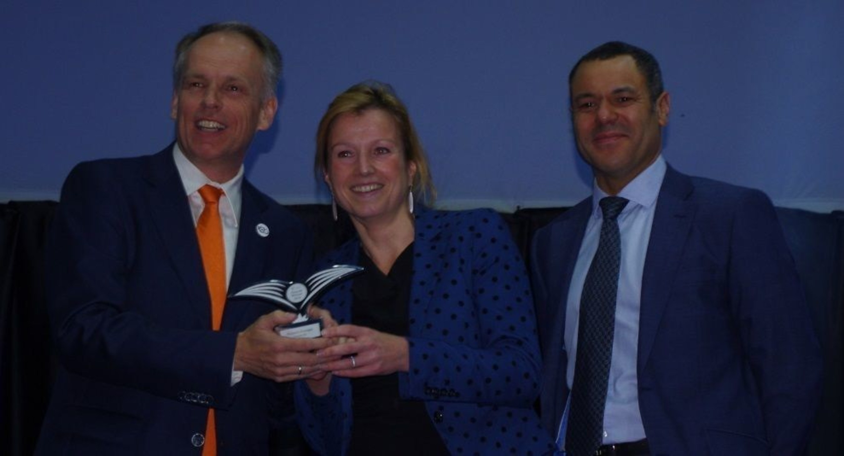 Amsterdam Airport Schiphol wins Routes Europe Marketing Awards (PRNewsFoto/Routes)