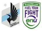 ENU(R) Nutritional Shakes Now Official Protein Drink of Minnesota United FC