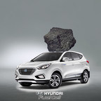 HYUNDAI TUCSON FUEL CELL DRIVERS ACCUMULATE EMISSIONS-FREE ROUND-TRIP MILEAGE TO THE MOON AND BACK