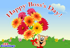 Happy Boss's Day! (PRNewsFoto/123Greetings.com)