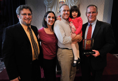 Stop & Shop Awarded with Sidney Farber Medical Research Award