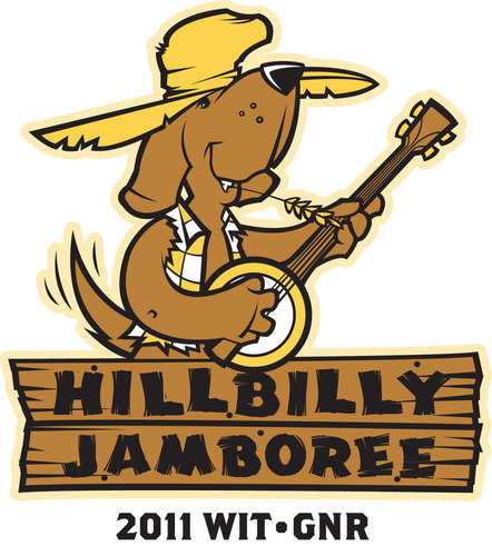 Yee Haw!  Join Us for a Hillbilly Jamboree!