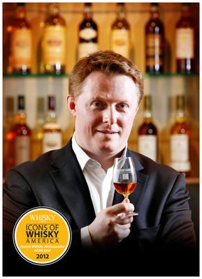 David Blackmore Named Scotch Whisky Ambassador of the Year by Whisky Magazine