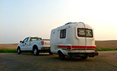 5 Ways U-Haul Helps U-Enjoy Your Fall Camping Trip (PRNewsFoto/U-Haul)
