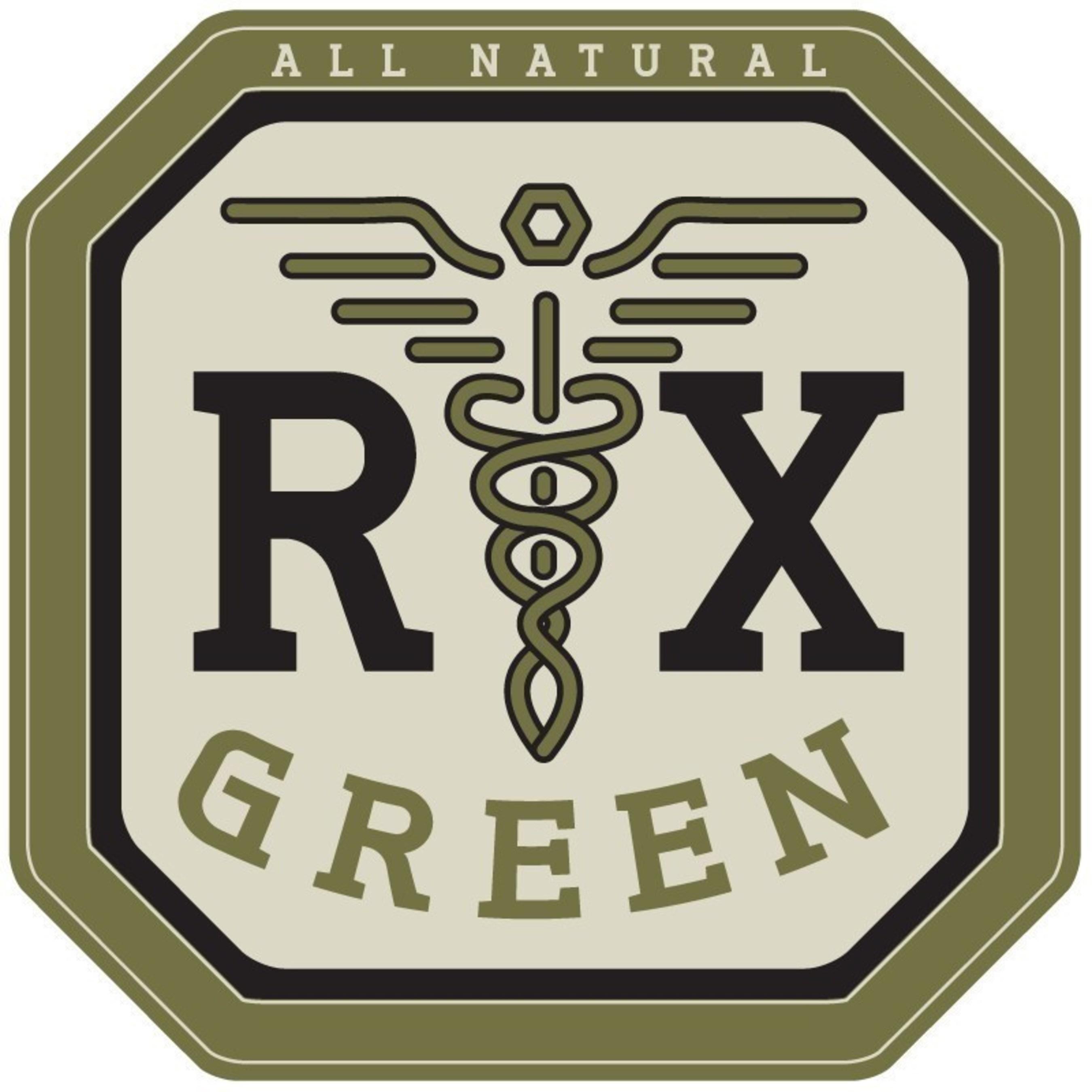 RX Green Logo