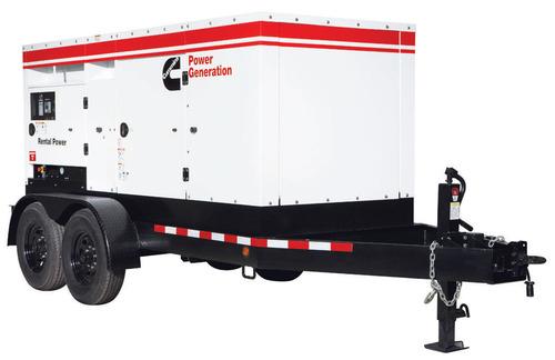 Cummins Power Generation Announces New Mobile Generator Sets with EPA Tier 4 Interim Certification