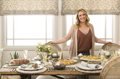 Haylie Duff and the National Pork Board team up to offer a fresh take on Easter