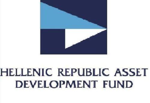 Hellenic Republic Asset Development Fund Logo