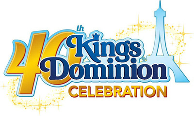 #KD40.  (PRNewsFoto/Kings Dominion)