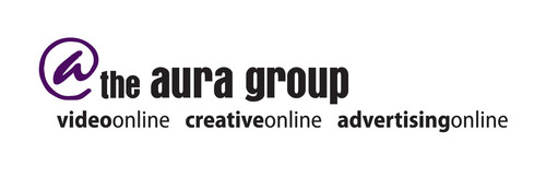 Offering creative online exposure through rich media technologies and applications. (PRNewsFoto/The Aura Group)  ...