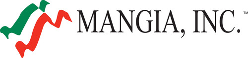 Mangia, Inc. logo. (PRNewsFoto/Mangia, Inc.) (PRNewsFoto/MANGIA, INC.)