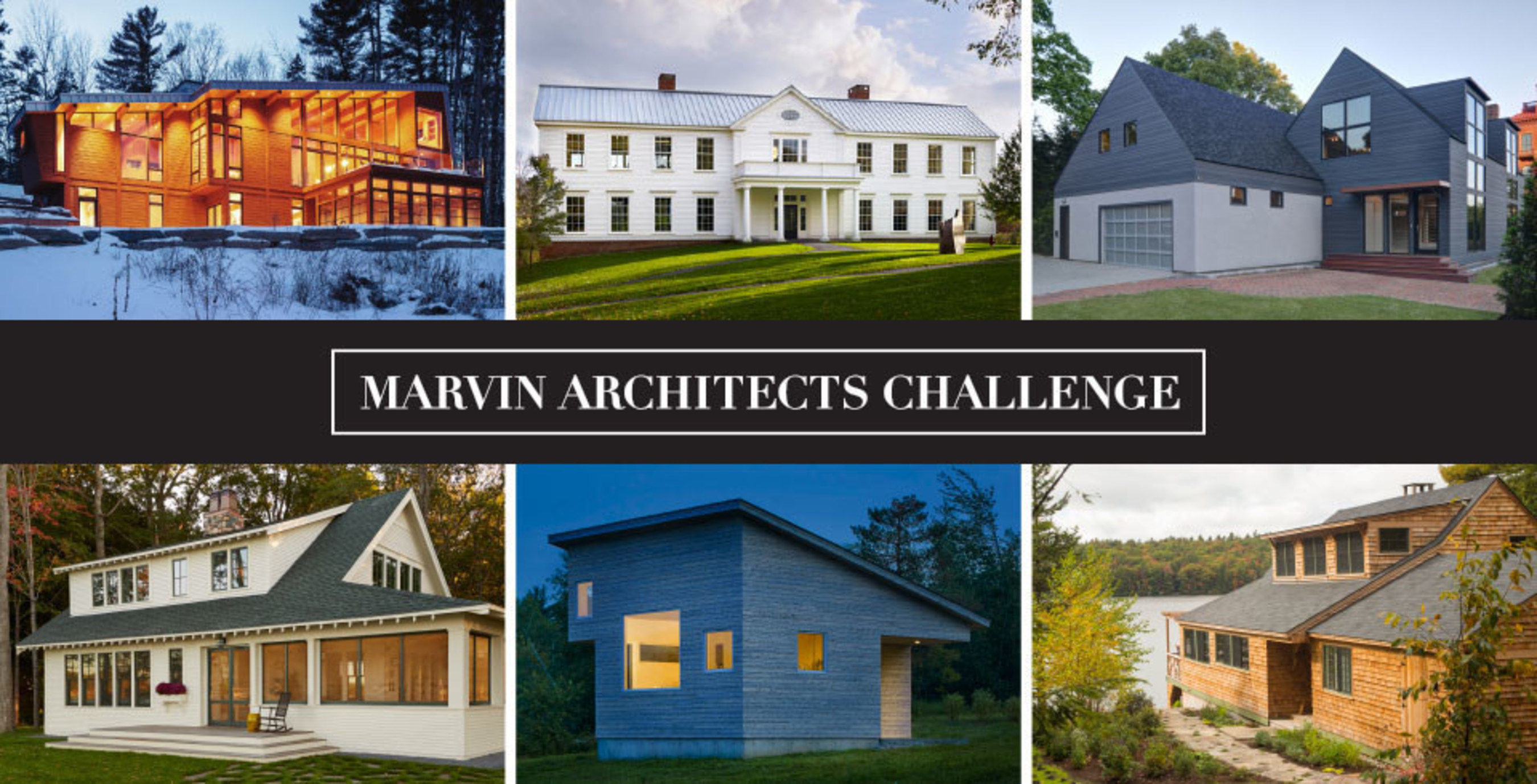 2016 Marvin Architects Challenge Winners Announced