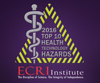 Every year hospitals are blindsided and patients harmed by unexpected health technology hazards. To help hospitals prioritize technology safety efforts that warrant their attention and to reduce patient harm, ECRI Institute publishes an annual list of top 10 health technology hazards. The 2016 list, released today, includes both high-profile and unexpected issues. To download for free, go to www.ecri.org/2016hazards.