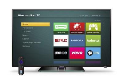 New Hisense Roku TV