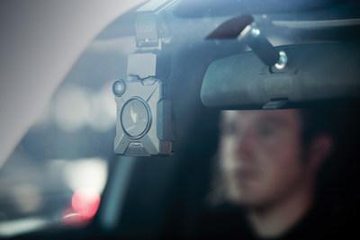Axon Fleet in-car video solution
