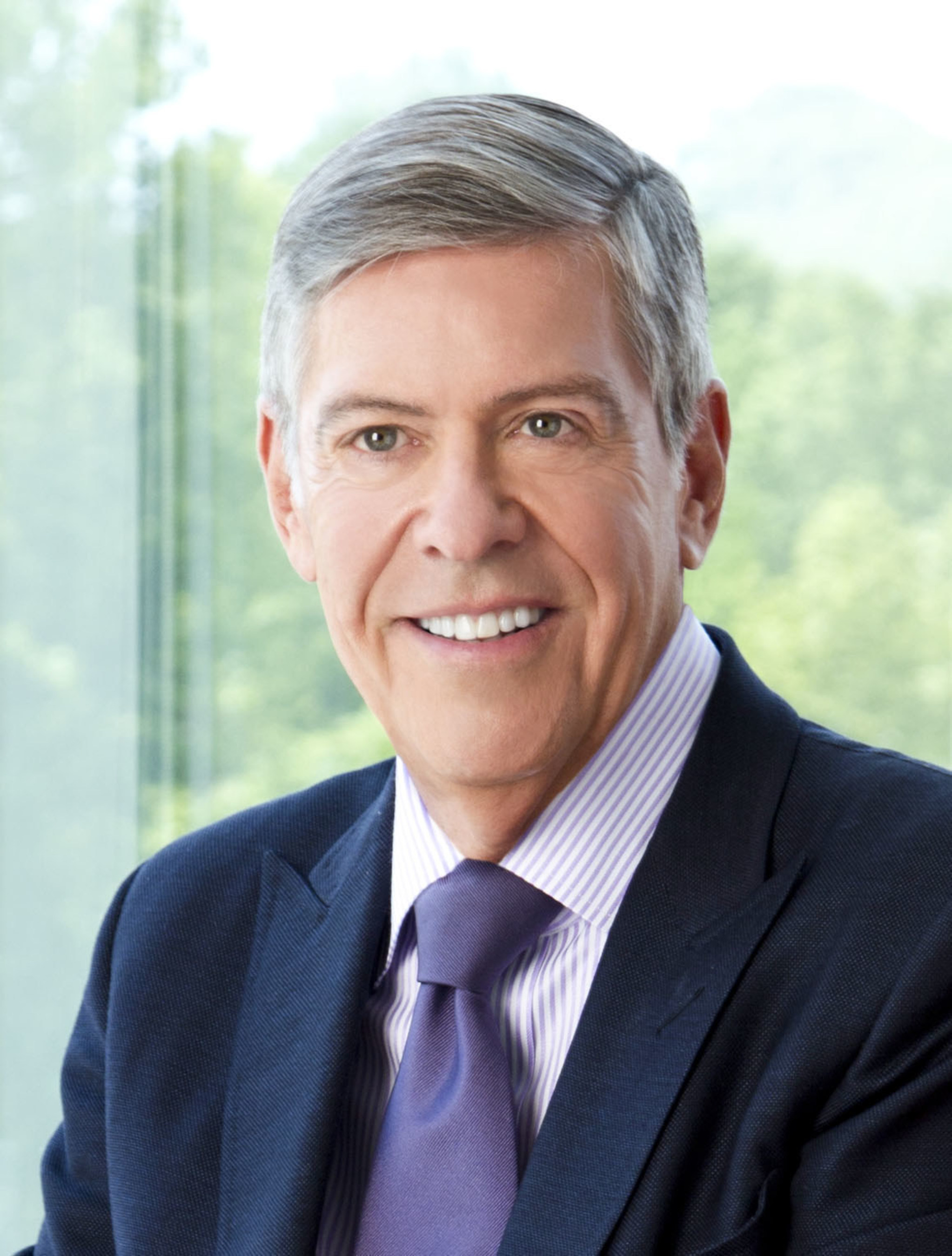 Steve Tanger, President and CEO of Tanger Outlets