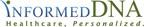 InformedDNA logo.