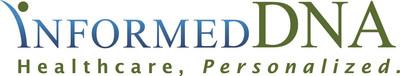 InformedDNA logo. (PRNewsFoto/InformedDNA)
