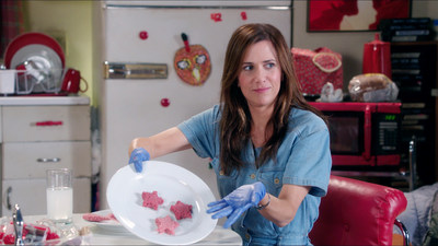 Kristen Wiig's 'Welcome to Me' available on hoopla digital, starting May 8.