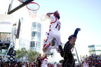 """Take a shot in the Ball Up """"Search for the Next"""" Summer Tour. Visit BallUp.com. (PRNewsFoto/Ball Up, LLC)"""