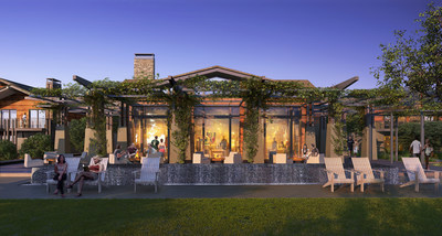 First 4-star winery resort in Temecula Wine Country, by SB Architects.