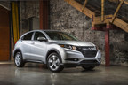 All-new 2016 Honda HR-V Crossover Makes North American Debut at 2014 Los Angeles Auto Show