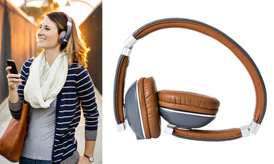 Polk Audio today announced the availability of Hinge Wireless - its newest headphone featuring active Bluetooth? with aptx? technology that will join the Heritage Collection.