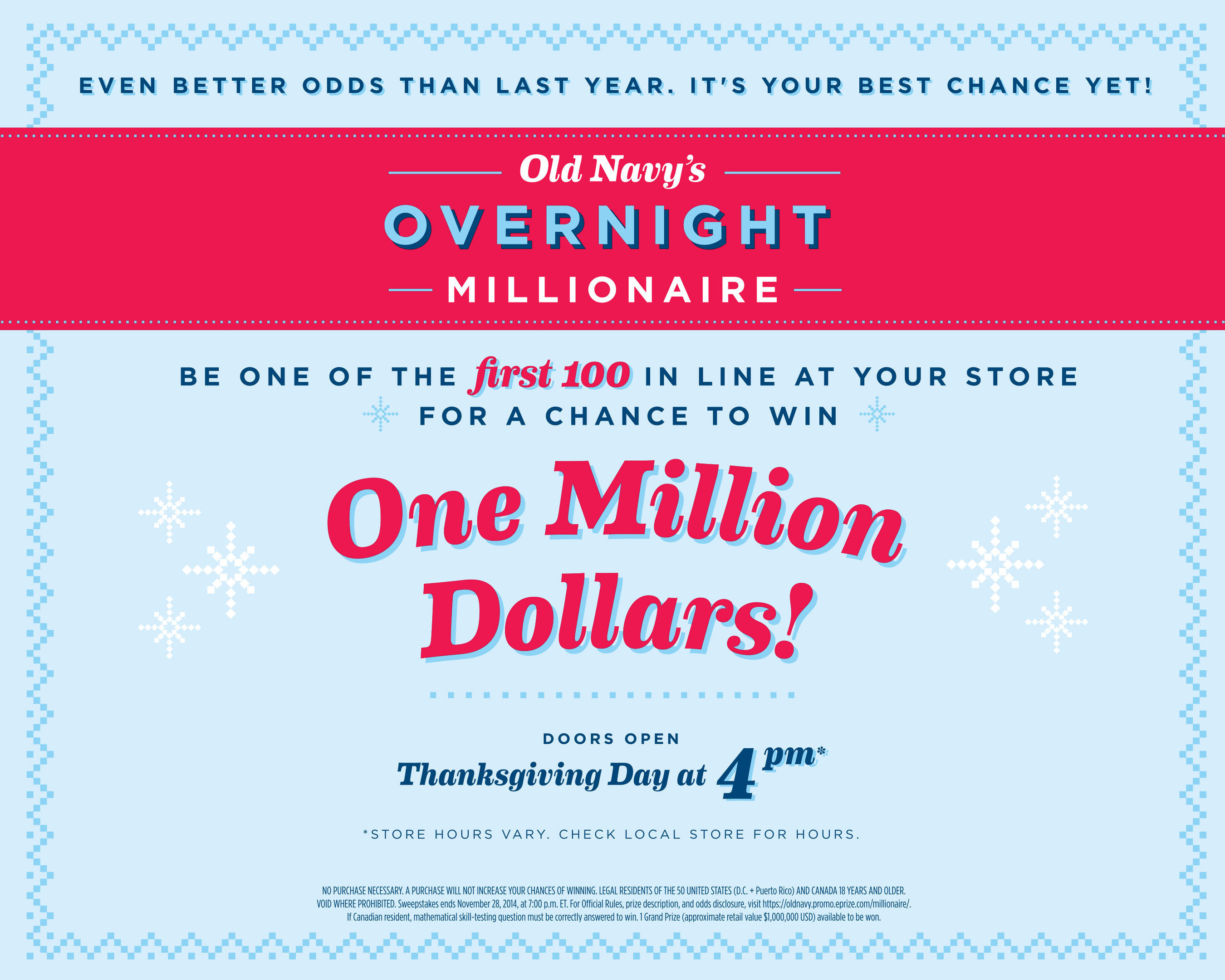 Old Navy\'s Second Annual \