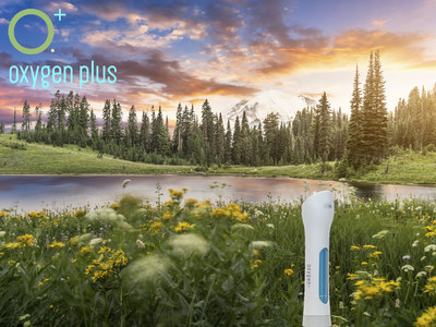 Oxygen Plus's Refillable O+ Elevate Pack