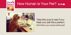 """The Honest Kitchen wants to know """"How Human Is Your Pet?"""" Answer and win some goodies!"""