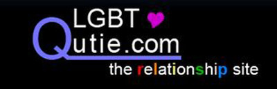 LGBTQutie.com logo. (PRNewsFoto/LGBTQutie.com) (PRNewsFoto/LGBTQUTIE.COM)