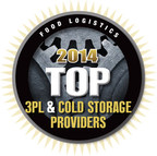 RWI Transportation is named Top 3PL in 2014 by Food Logistics magazine. (PRNewsFoto/RWI Transportation)