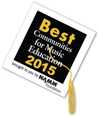 Best Communities for Music Education 2015